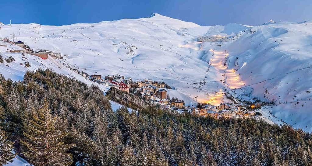 Sierra Nevada Snow Home Apartment